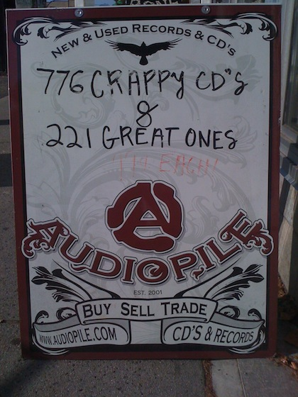 cd advertising commercial drive